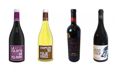 Récompenses du guide des vins D.V.E.